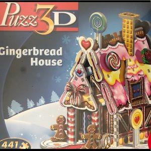 Hasbro Puzz 3D Gingerbread House Christmas